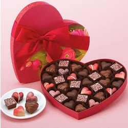 Valentine's Day Assorted Chocolates Gift Box