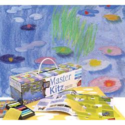 Monet Water Lilies Art Kit