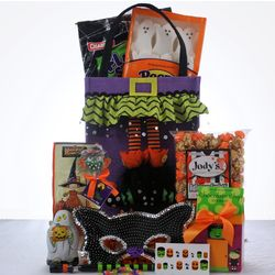 Sparkly & Spooky Fun Halloween Gift Basket