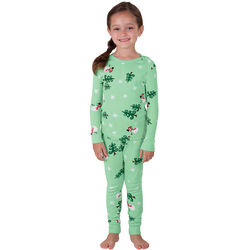 Toddler's Let it Snow, Man! Pajamas
