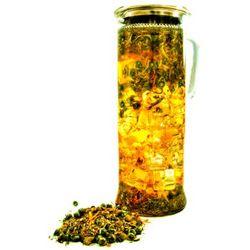 Camellia Cylindre Glass Tea Maker
