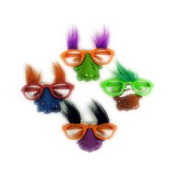 Plastic Monster Eyeglasses