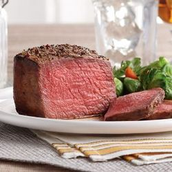 Four 5 Oz. Filet Mignons