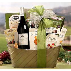 Steeplechase Select Cuvee Pinot Noir Gift Basket
