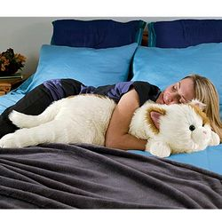 Cuddly Cat Stuffed Cat Body Pillow