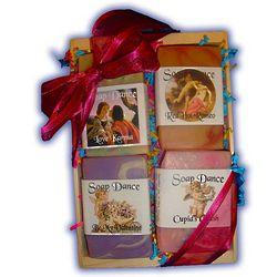 Valentine's Day Soap Gift Set