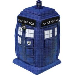 Doctor Who Tardis Plush Doll