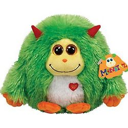 Maxine Monstaz 6'' Plush Bean Bag Toy
