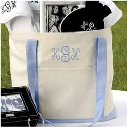 Carry All Personalized Tote Bag