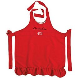 Red Domestic Diva Apron