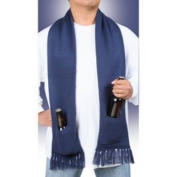 Beverage Pouch Scarf