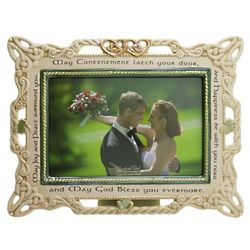 Irish Blessing Wedding Photo Frame