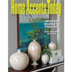 Home Accents Today Magazine Subscription 12-Issue