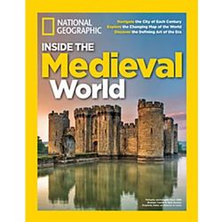 Inside the Medieval World Special Issue Book
