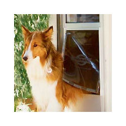 Deluxe Patio Panel Pet Door