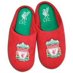 Liverpool Crest Slippers
