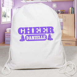 Personalized Cheer Sports Bag