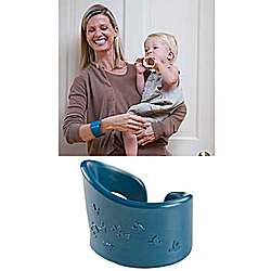 Oh Plah! Teething Bracelet in Blue
