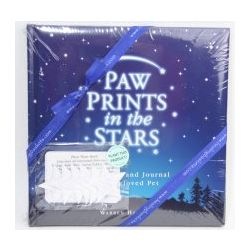 Paw Prints In The Stars Book with Plantable Seed Stars