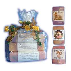 Valentine's Day Favorite Soaps Gift Pack