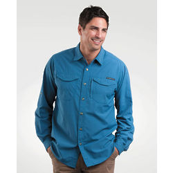 Men's Long Sleeve Field Shirt