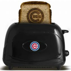 Chicago Cubs Black Toaster