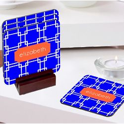 Color Brights Coaster Set