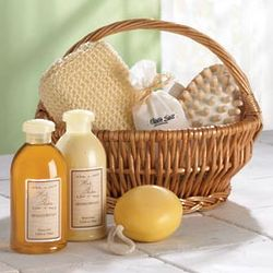 Ginger Therapy Skin Care Gift Set