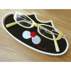 Black Cat Eyeglass Stand
