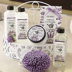 Lavender Bath and Body Set