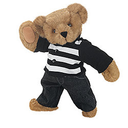 "15"" Prisoner of Love Teddy Bear"