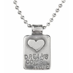 Dreams Come True Pendant Necklace