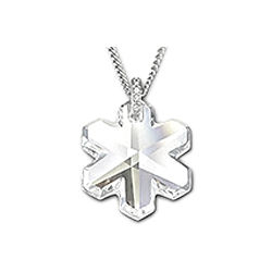 Swarovski Medley Snowflake Pendant Necklace