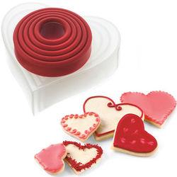 Heart Shape Cookie Cutters