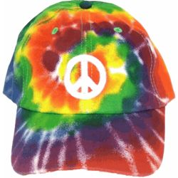 Rainbow Tie Dye Hat