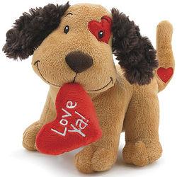 Love Ya Plush Dog
