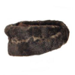 Larimar Faux Fur Headband