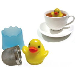 Floating Duckie Tea Infuser
