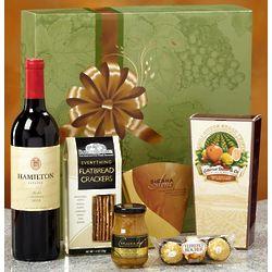 Vineyard Select Red Wine Gift Box