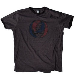 Grateful Dead Steal Your Face Distressed T-Shirt