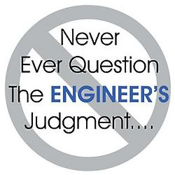 Personalized Never Question the Engineer T-Shirt