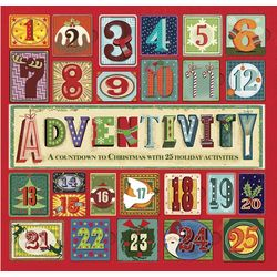 Adventivity Advent Calendar with Activities