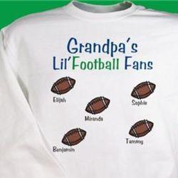 Lil' Football Fans Sweatshirt