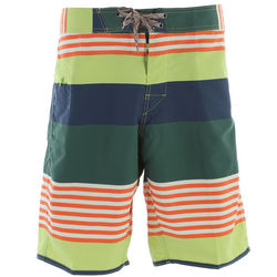 Fitz Stripe and Valley Green Wavefarer Boardshorts