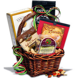 Mini Snack Gift Basket