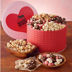 Valentine's Day Moose Munch® Popcorn Gift Tin