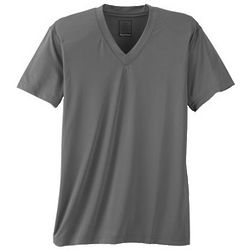 EveryWear Mesh V-Neck T-Shirt