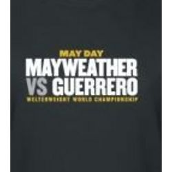 Women's Boxing Mayweather Vs. Guerrero T-Shirt