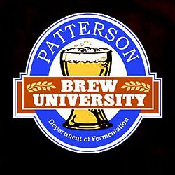 Personalized Brew University T-Shirt