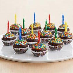 Dozen Handmade Birthday Cupcake Cake Pops